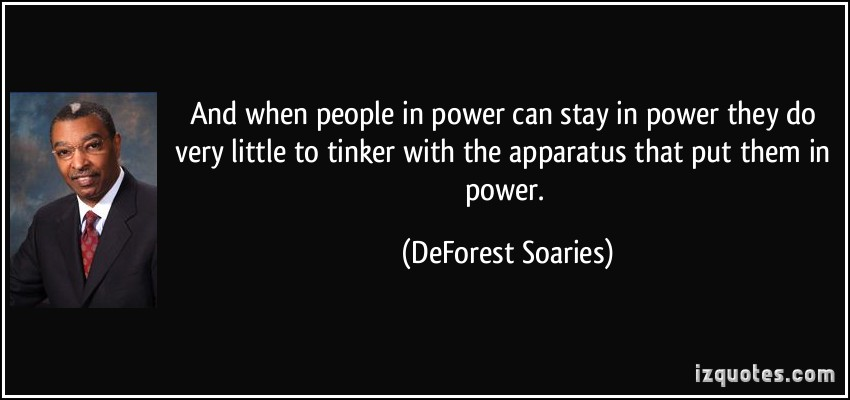 DeForest Soaries's quote #1