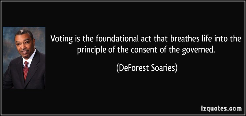 DeForest Soaries's quote #2