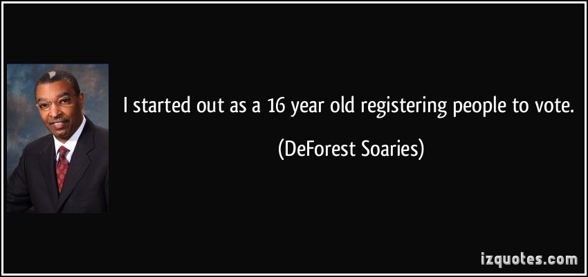 DeForest Soaries's quote #4