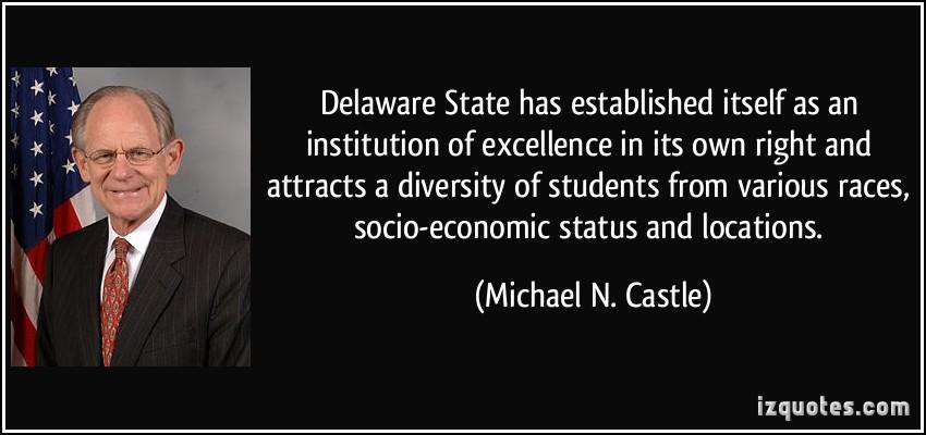 Delaware State quote #2