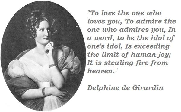 Delphine de Girardin's quote #2