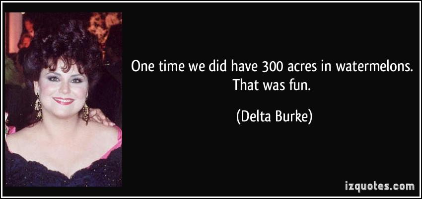 Delta Burke's quote #1