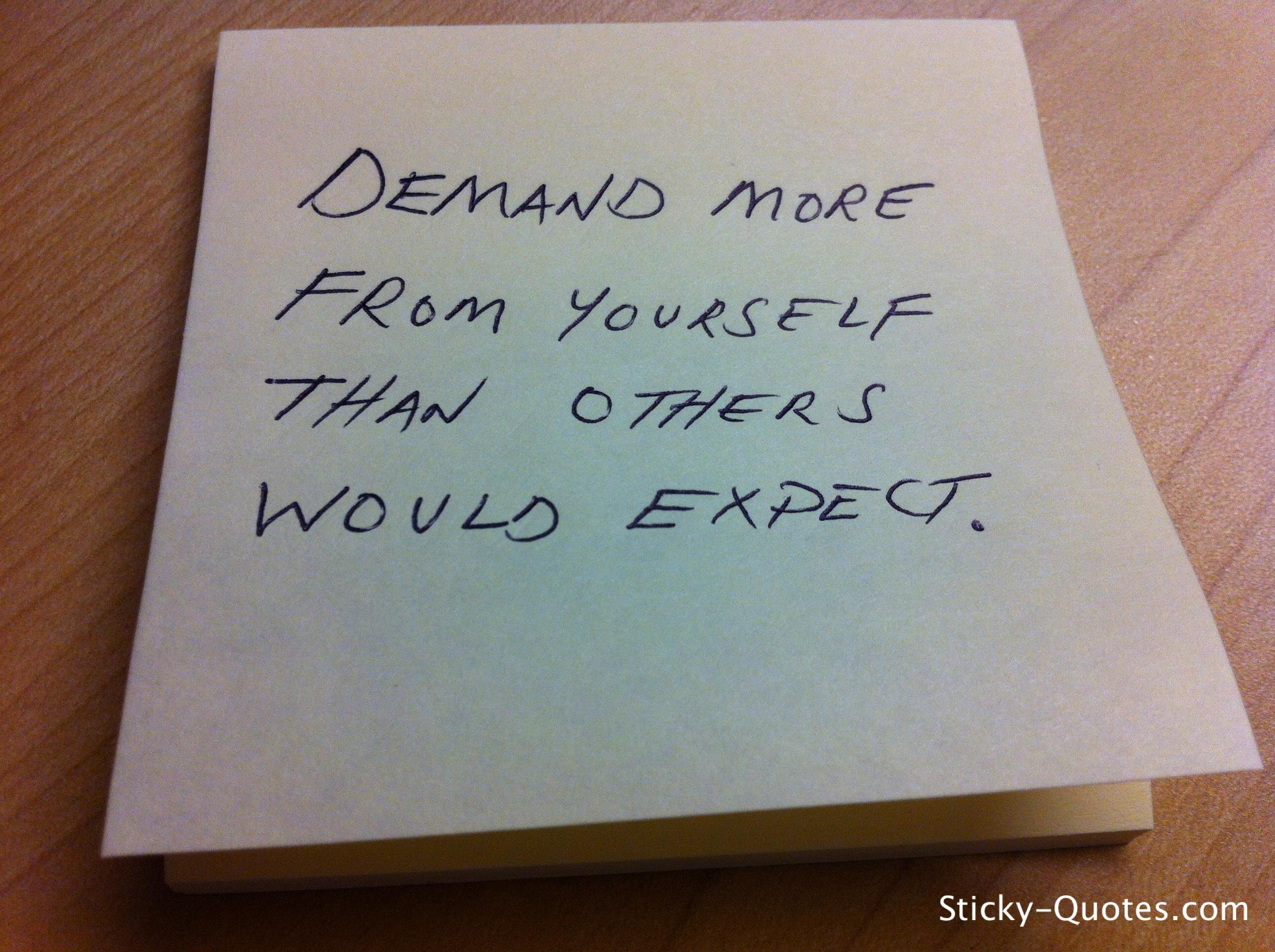 Demand quote #7