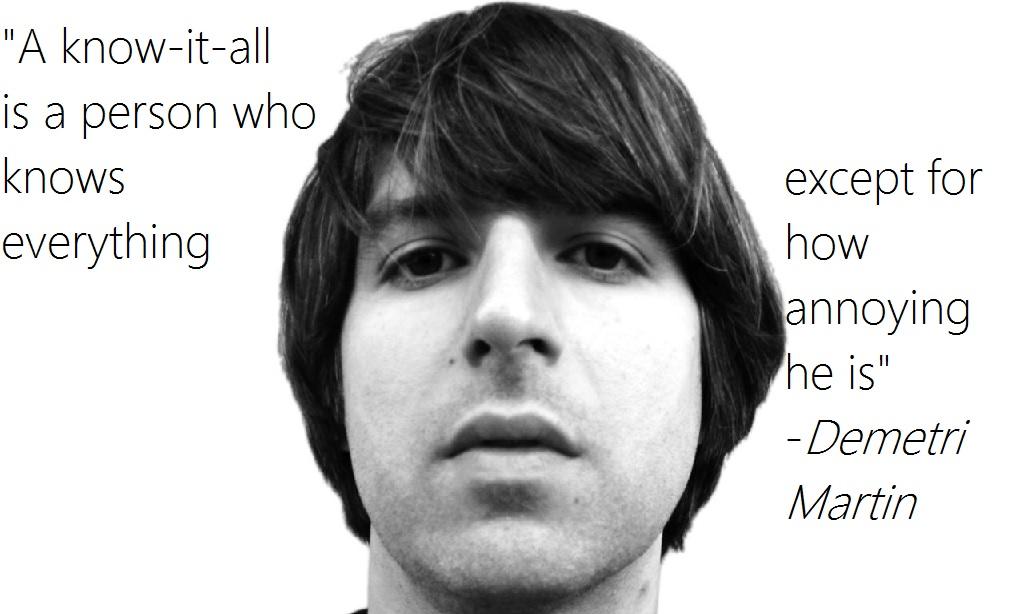 Demetri Martin's quote #3