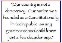 Democracy quote #1