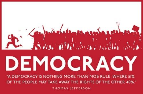 Democracy quote #5