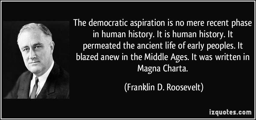 Democratic quote #7