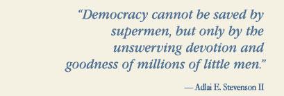Democratic quote #5