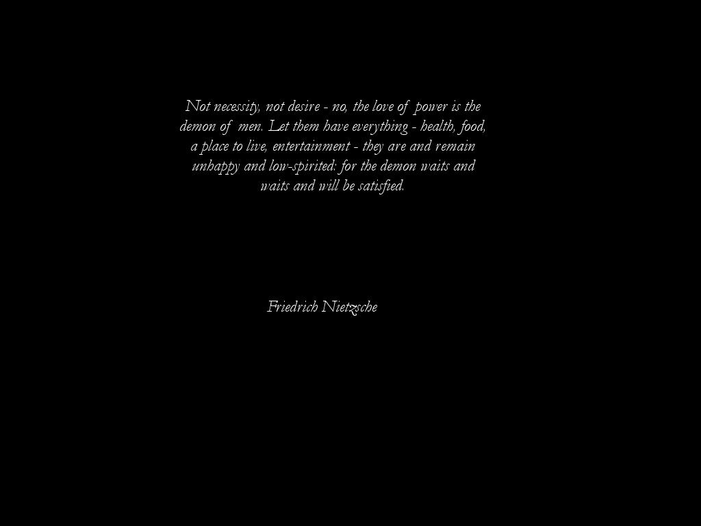 Demons quote #1