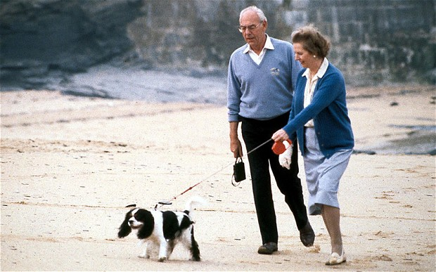 Denis Thatcher's quote #1