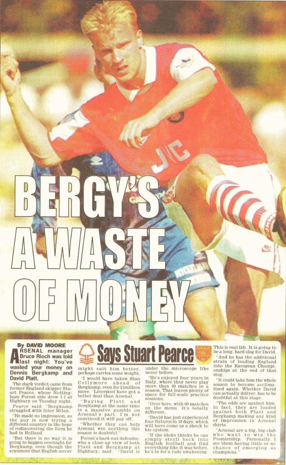 Dennis Bergkamp's quote #1