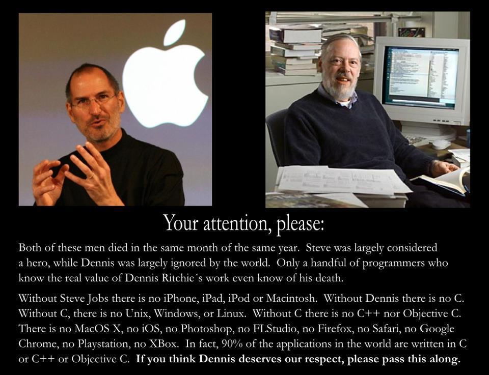 Dennis Ritchie's quote #4