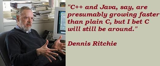Dennis Ritchie's quote #7