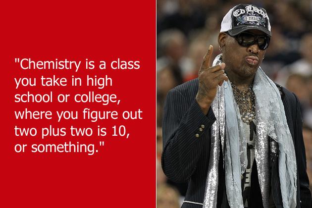 Dennis Rodman's quote #1