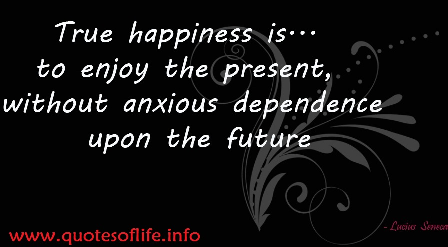 Dependence quote #2