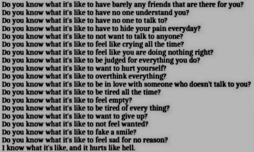 Depressed quote #5