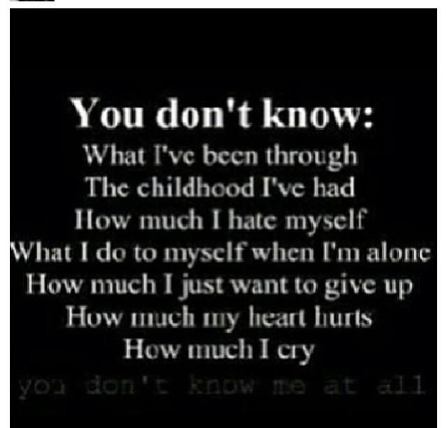 Depressed quote #6