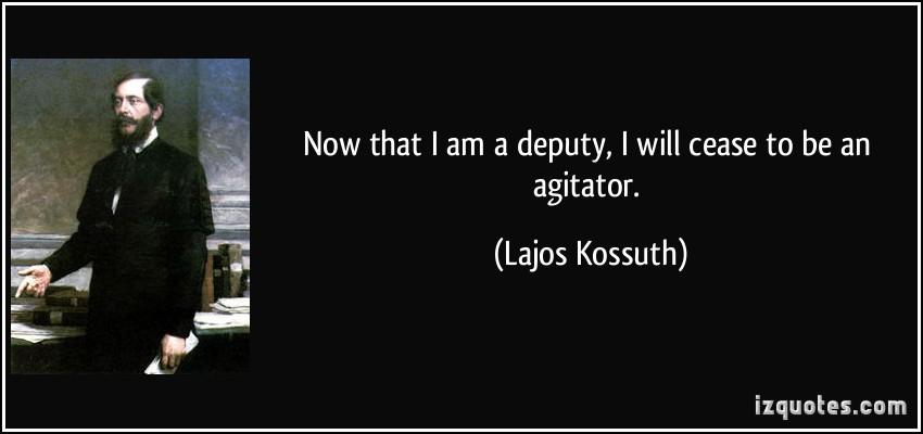 Deputy quote #1