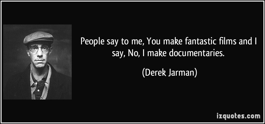 Derek Jarman's quote #3