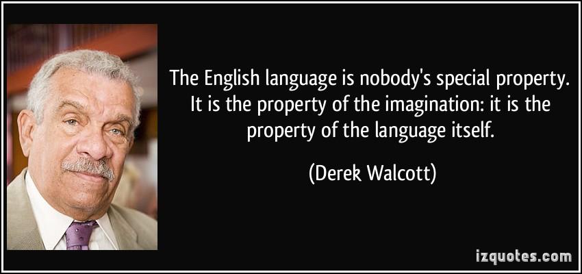 Derek Walcott's quote #6