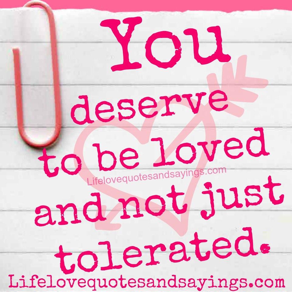 Deserve quote #7