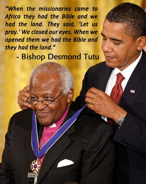 Desmond Tutu's quote #7