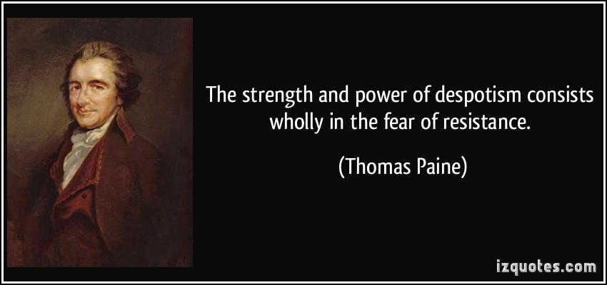Despotism quote #2