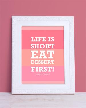 Desserts quote #1