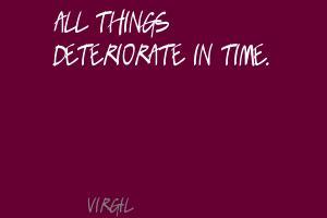 Deteriorate quote #2