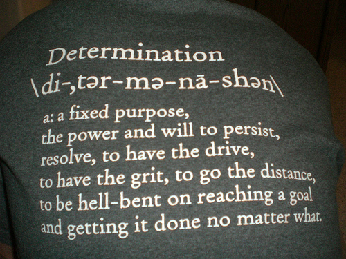 Determined quote #6