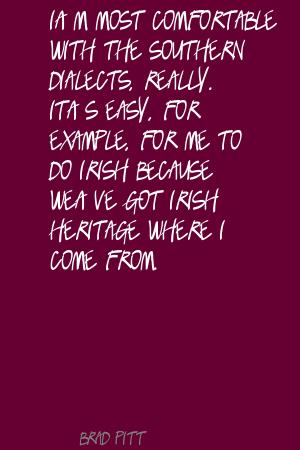 Dialects quote #2