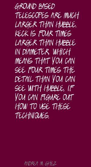 Diameter quote #2