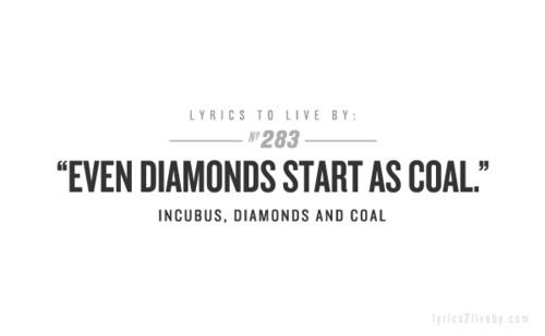 Diamonds quote #8