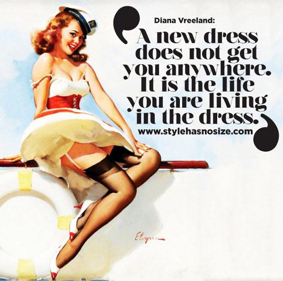 Diana Vreeland's quote #7