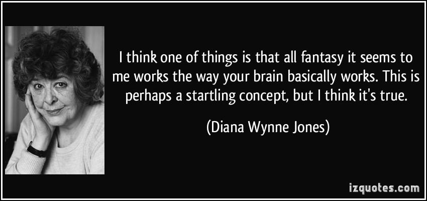 Diana Wynne Jones's quote #4