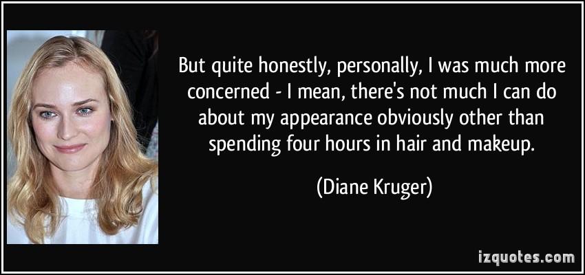 Diane Kruger's quote #7