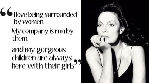Diane von Furstenberg's quote #5