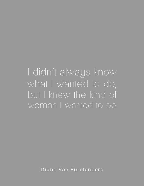 Diane von Furstenberg's quote #7