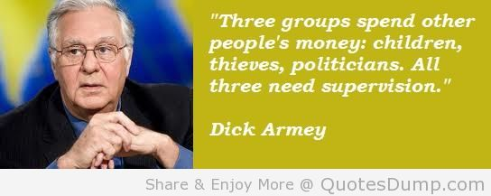 Dick Armey's quote #5