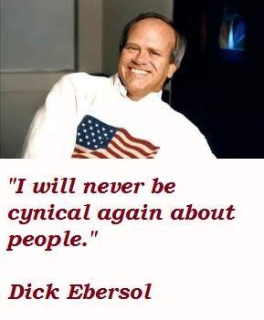 Dick Ebersol's quote