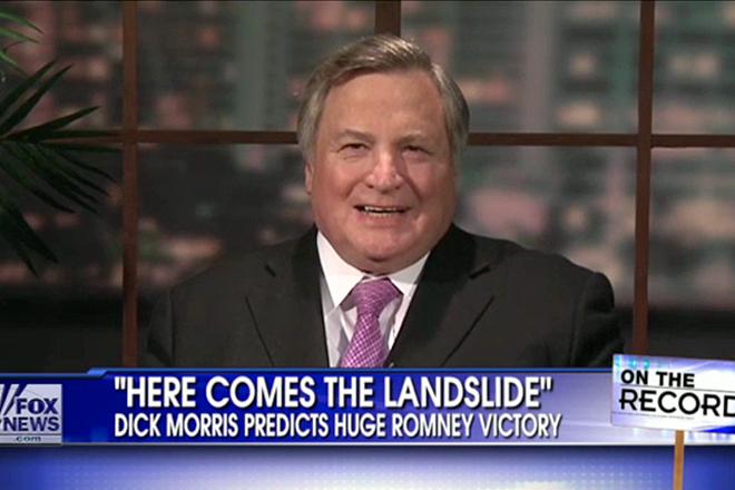 Dick Morris's quote