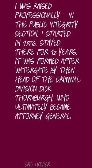 Dick Thornburgh's quote #4