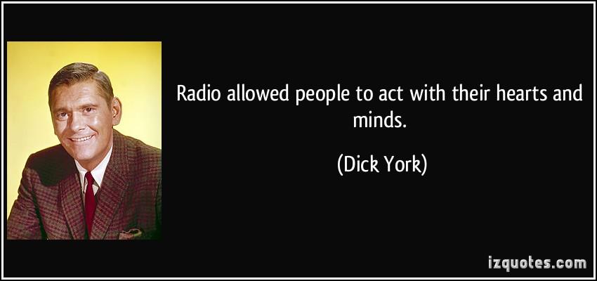 Dick York's quote #8