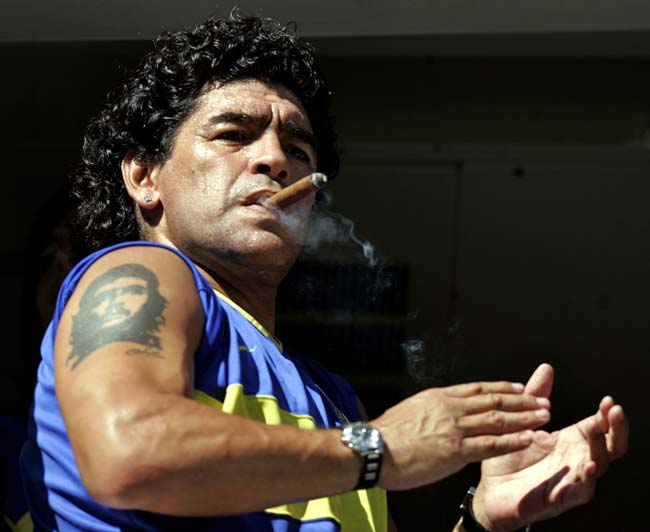 Diego Maradona's quote #6