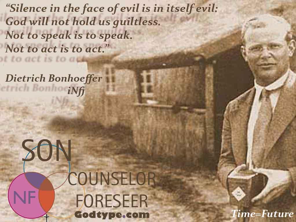 Dietrich Bonhoeffer's quote #1