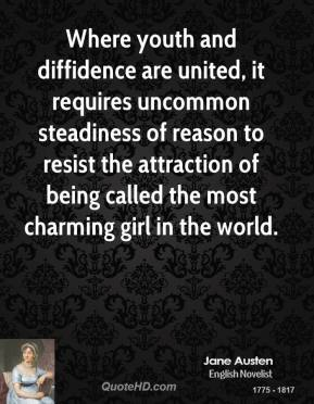 Diffidence quote #2