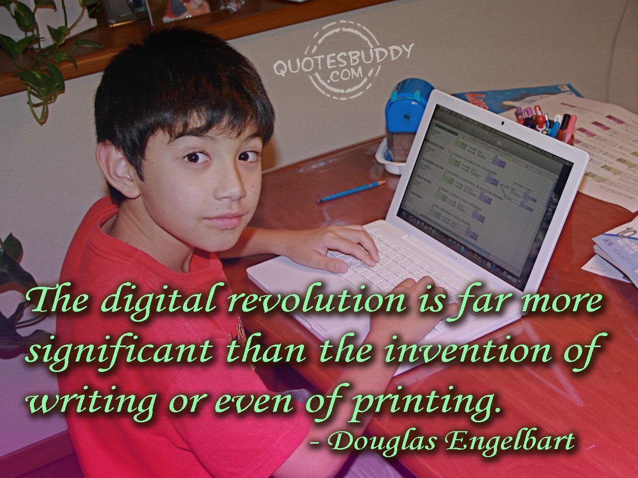Digital quote #2