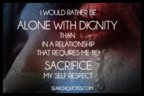 Dignified quote #2