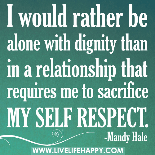 Dignity quote #1