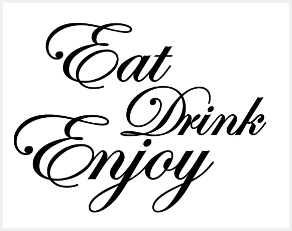 Dining quote #1